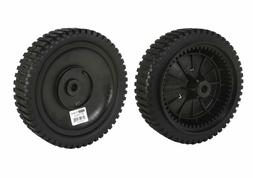 Front Drive Wheels 2pc Self Propelled Mower Craftsman Poulan