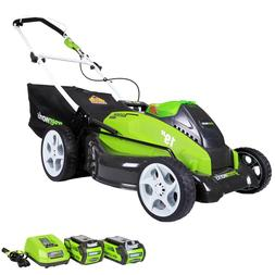 40V G-MAX Lawn Mower