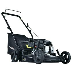 gas lawn mower 21 in 3 in