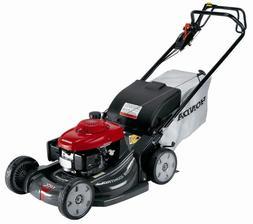 Gas Lawn Mower Self Propelled Grass Cutter Mulcher Variable