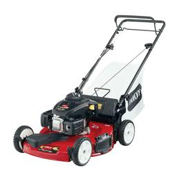 Gas Lawn Mower Self Propelled Grass Cutter Mulcher Variable