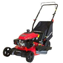 "Lawn Mower PowerSmart PS2194PR 21"" 3-in-1 170cc Gas Push Pow"