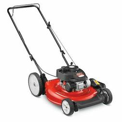 "Yard Machines 21"" Gas Push Lawn Mower with Side Discharge, M"