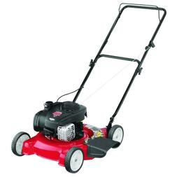 New Outdoor Gas Push Yard Lawn Walk-Behind Mower Yard Machin