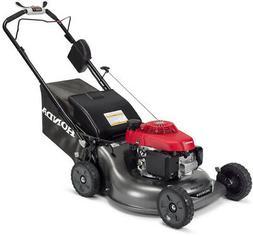 Honda Gas Self Propelled Lawn Mower 21 in. 3-in-1 Steel Deck