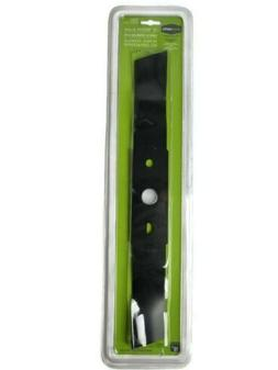 "Genuine Greenworks 16"" Lawn Mower Blade 29512 for MO40b01, 2"