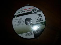 genuine 734 0973 lawn mower wheel