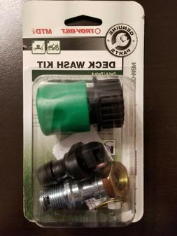 Genuine MTD Troy-Bilt Lawn Mower Deck Wash Kit  490-900-M061