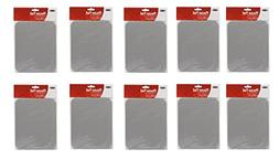 Belkin 10-Pack Gray Standard Mouse Pad