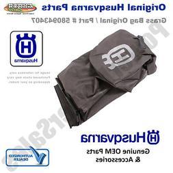 Husqvarna Lawn Mower Grass Bag HU700H/ 580943407, 580943404