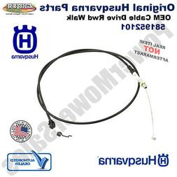Husqvarna Lawn Mower Drive Control Cable / HU800, HU700, HD8