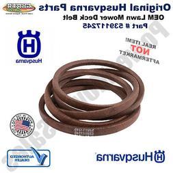 Husqvarna OEM Lawn Mower Deck Belt for 460ZX, RZ4623, RZ5424