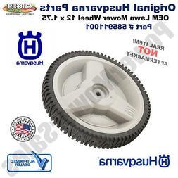 Husqvarna Lawn Mower Rear Wheel / 585911001, 532401277, 5324