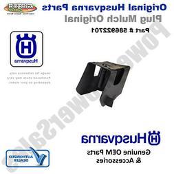 Husqvarna Lawn Mower Cutting Deck Plug Mulch LC221 / 5869227