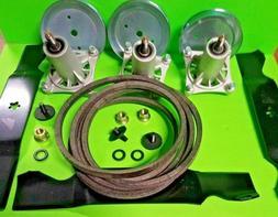 """Husqvarna RZ5424 54"""" Lawn Mower Rebuild Kit 187292 173436 53"""