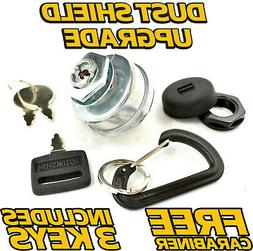 Hustler 045898 Ignition Switch w/Protective Cover Upgrade 3