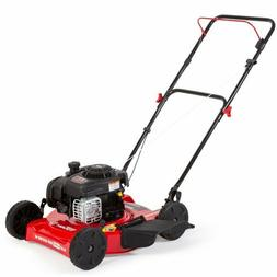 Hyper Tough 20-inch 125cc Gas Push Mower with Briggs & Strat