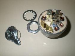 IGNITION SWITCH W/ KEYS fits Toro Wheel Horse 103991,111215