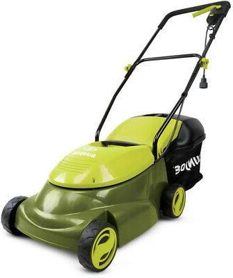 Sun 14 12 Corded Push Lawn Mower