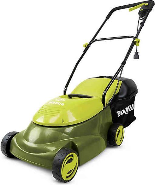 14 inch electric lawn mower