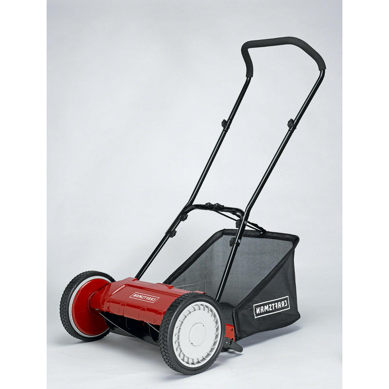 Craftsman Reel Push Lawn with - Model NEW
