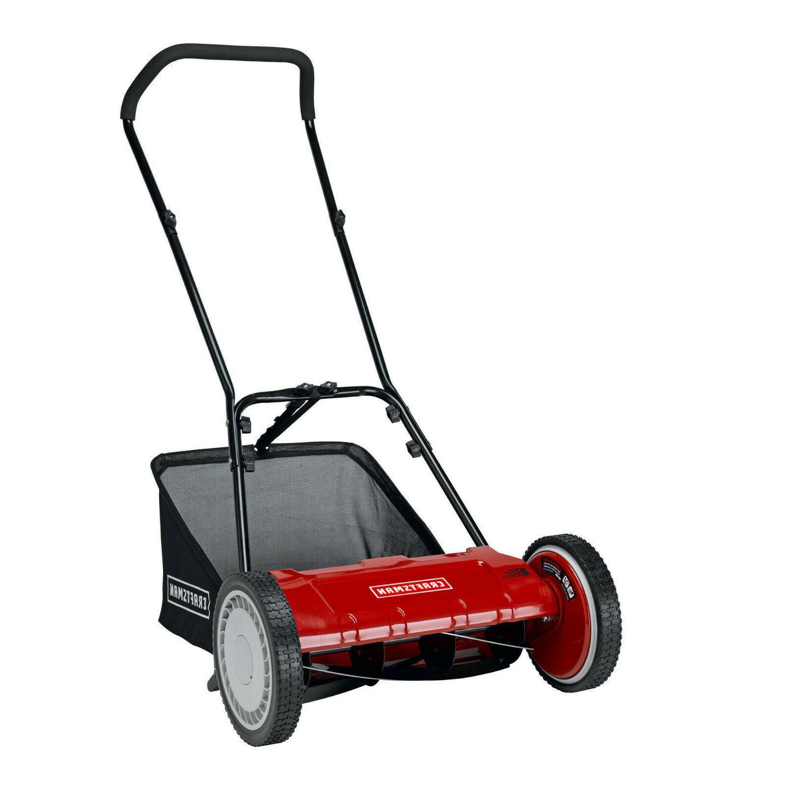 "Craftsman 16"" Lawn - Model LMRM1602 NEW"