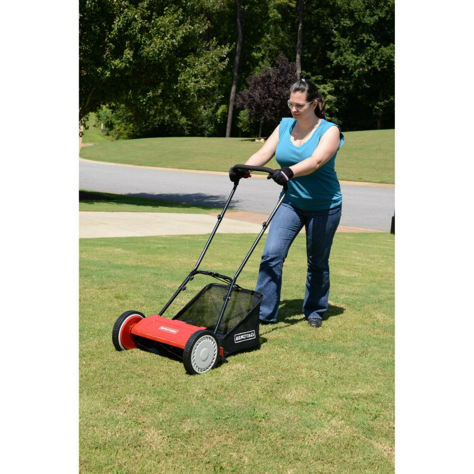 Craftsman Lawn Mower with Bag - Model - NEW