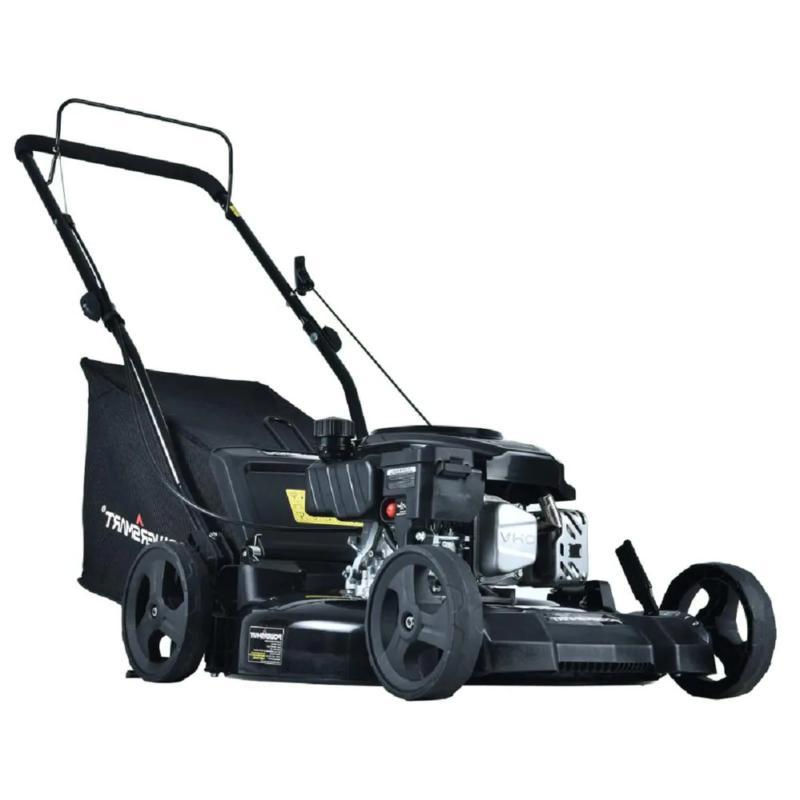 170cc push Gas Lawn Mower 21 3 in 1 Walk Behind Backyard Gar