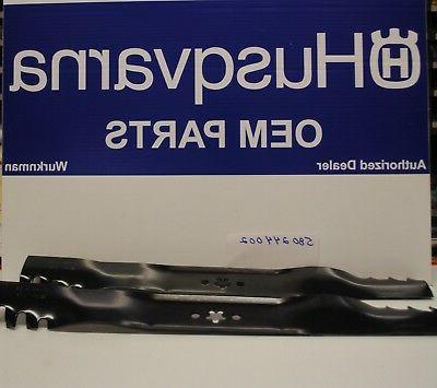 2 genuine oem 580244002 lawn mower 22