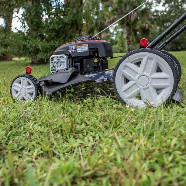 Black Gas w/ & Stratton Engine
