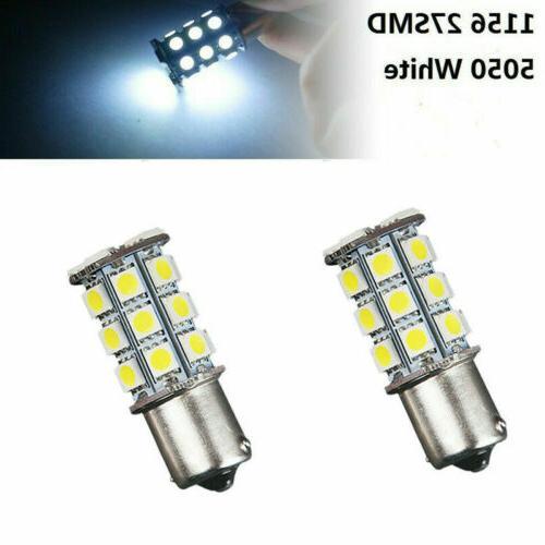 2PCS light bulbs 1141, 1156, 2056 Cool / LED