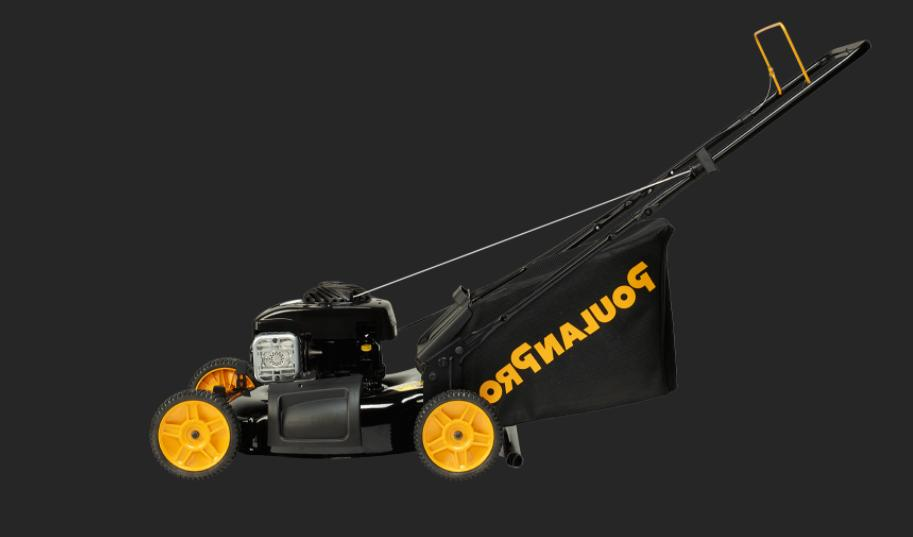 """POULAN PRO 3-IN-1 PUSH MOWER 21"""" CUT WITH BRIGGS & 550 SERIES ENGINE"""