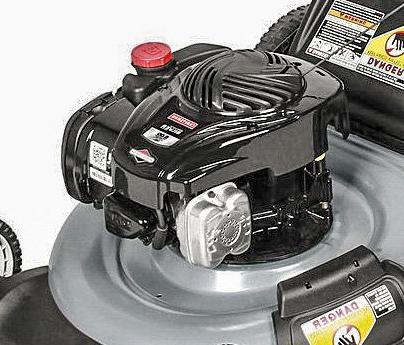 Craftsman 37430 21 140cc Gas Powered Push Lawn Mower