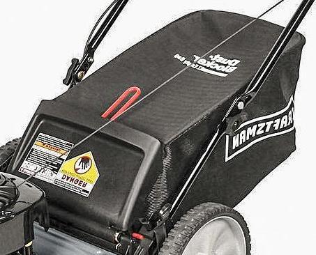 Craftsman 37430 140cc Briggs and Gas Push Lawn