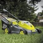 40 volt 16 cordless lawn mower ion16lm