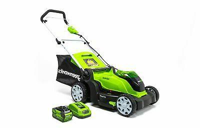 Greenworks 40V Cordless Mower