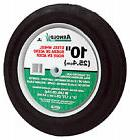 490-323-0001 10-Inch Steel Universal Lawn Mower Wheel - Quan