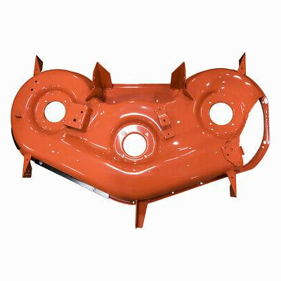 "Husqvarna 532418224 48"" Mower Deck Weldment Kit W/Tubes Craf"