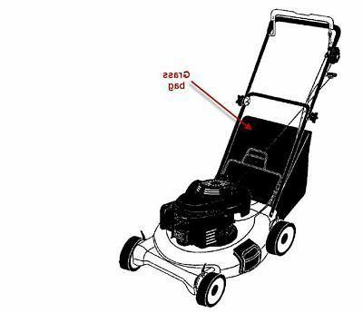 583327801 lawn mower grass bag