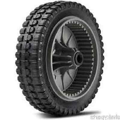"672441 Original Murray Push Mower Wheel 8"" Dia, 1/2"" I.D. 2"""