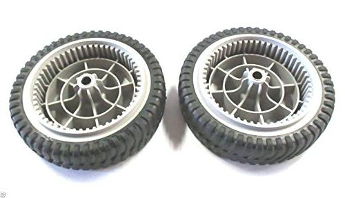 MTD 2 Drive Wheels for