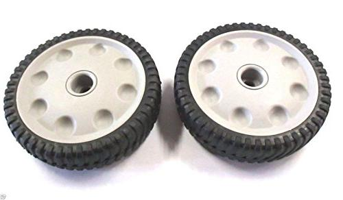 734 04018c front drive wheels