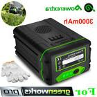 80V 3.0Ah Replacement Battery for Greenworks PRO Lithium Ion