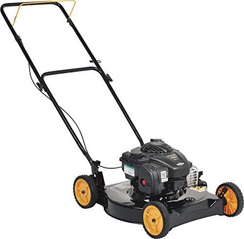 Poulan Gas 20 Side Lawn Mower