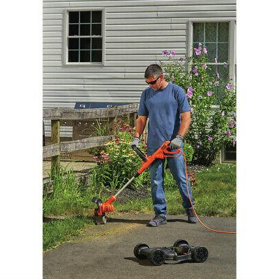 Black Decker in. Lawn BESTA512CM