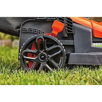 "BLACK+DECKER Electric Mower 17"" Lawn Pivot Handle"