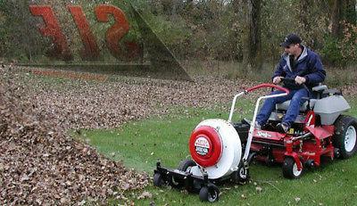 JRCO Behind Carrier Lawn Mowers