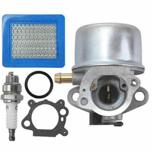"""Carburetor Air Filter Kit Fit Troy Bilt Z-Start Mower 21"""" Br"""