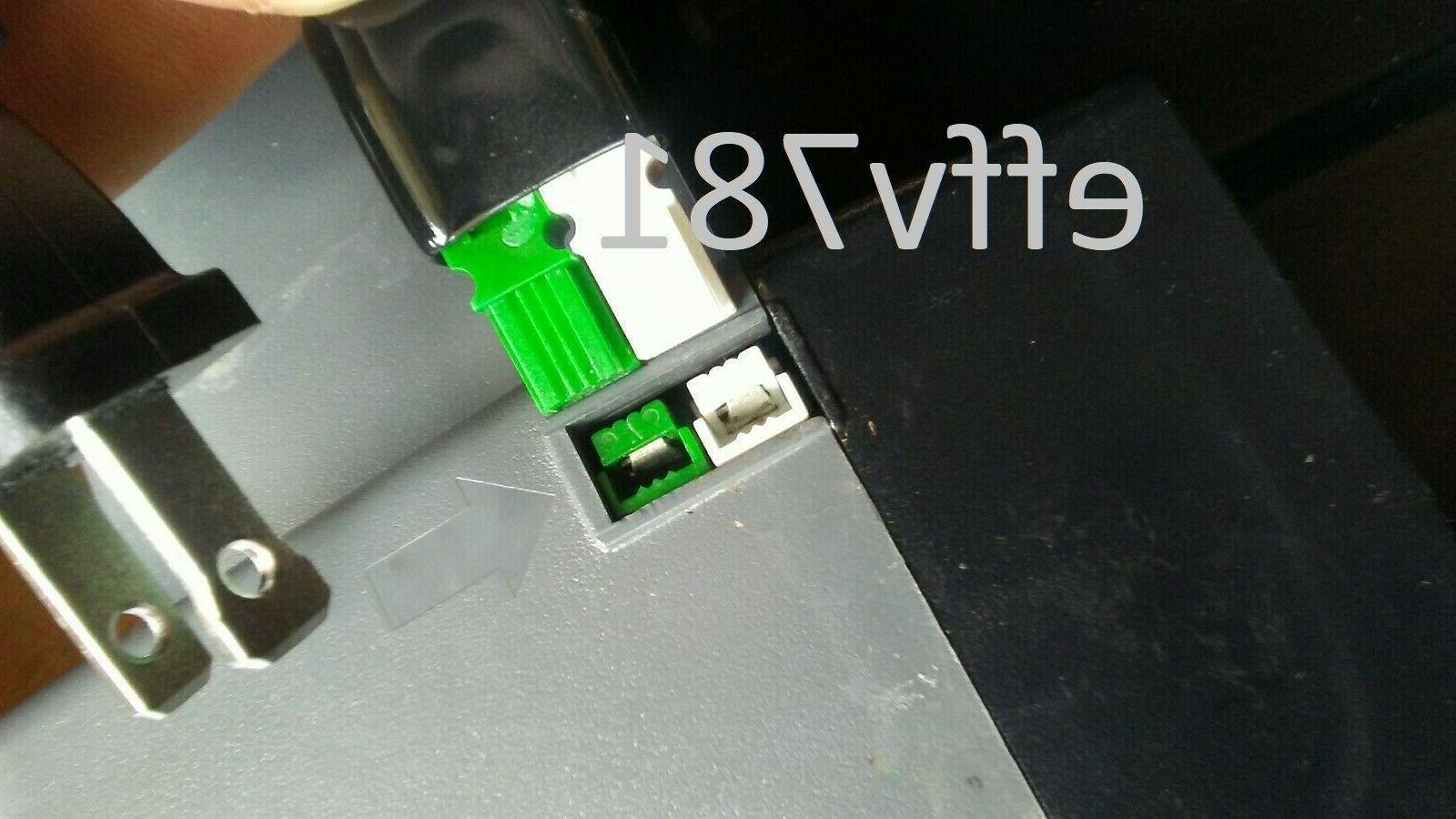Replacement black mower ETPCA-P360080U 90604959
