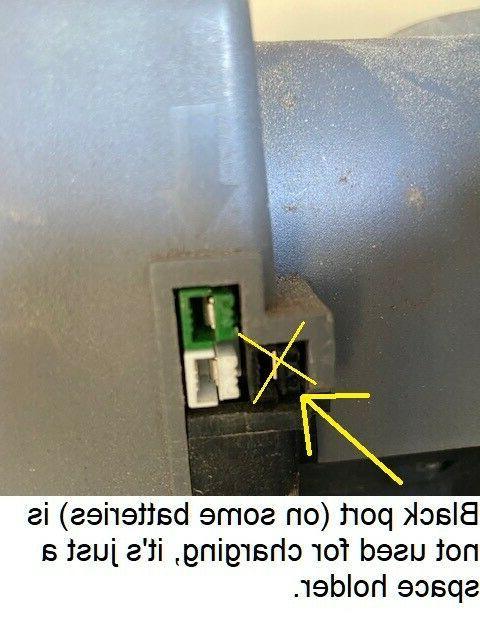 Replacement black & mower ETPCA-P360080U 90604959 CM1936